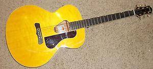 Gretsch-Historic-G3203-Hawaiian-Acoustic-Electric-Guitar-w-Fishman-Pickup-Spruce
