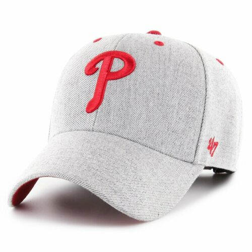 47 Brand Adjustable Cap CLOUD Philadelphia Phillies grau