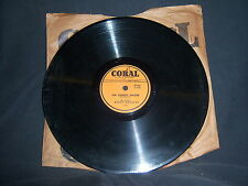 """Coral 61105 Buddy Hackett - The Diet/The Chinese Waiter 1953 10"""" 78 RPM"""