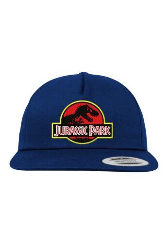 """TRVPPY Snapback Cap Modell /""""Jurassic T-Rex/"""" World Dinos Park in vielen Farben"""