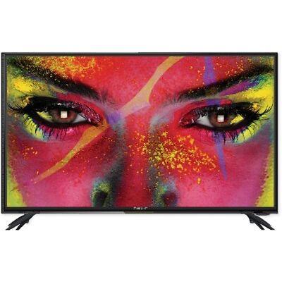 "Nevir TV LED 55"" Resolución 4K Serie: NVR-7604-55-4K-N. Garantía de 2 años"