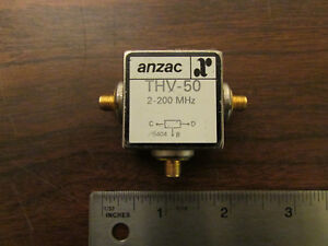 Image Is Loading Anzac THV 50 2 Way Power Divider