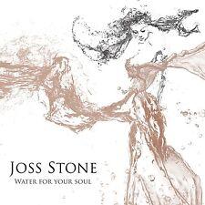 JOSS STONE,Water For Your Soul 180 GR 2LP SET VINYL ALBUM DOWNLOAD SEALED