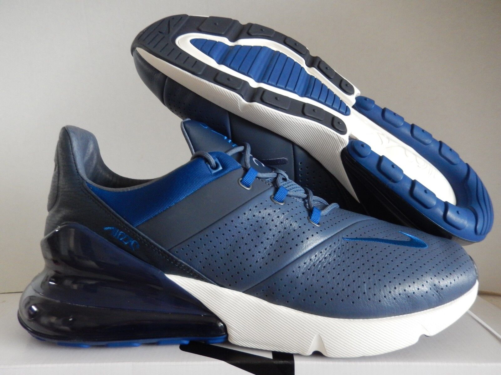 new concept b0e12 18b50 NIKE AIR MAX 270 PREMIUM DIFFUSED blueE-GYM blueE SZ 14 14 14  AO8283