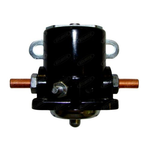 Solenoid 6V Ford New Holland 1801 1811 1821 1841 1871 1881 2000 4 Cyl 62-64 2030