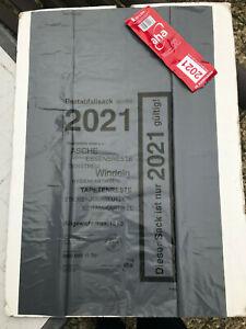 10 x 20 l AHA-Restabfallsäcke 2021; Abfallsäcke; Restmüllsäcke