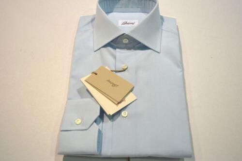 winkelcode Ap2 katoen Brioni 44 Us overhemd maat Eu 5 17 100 Nieuw 4vAqxPww