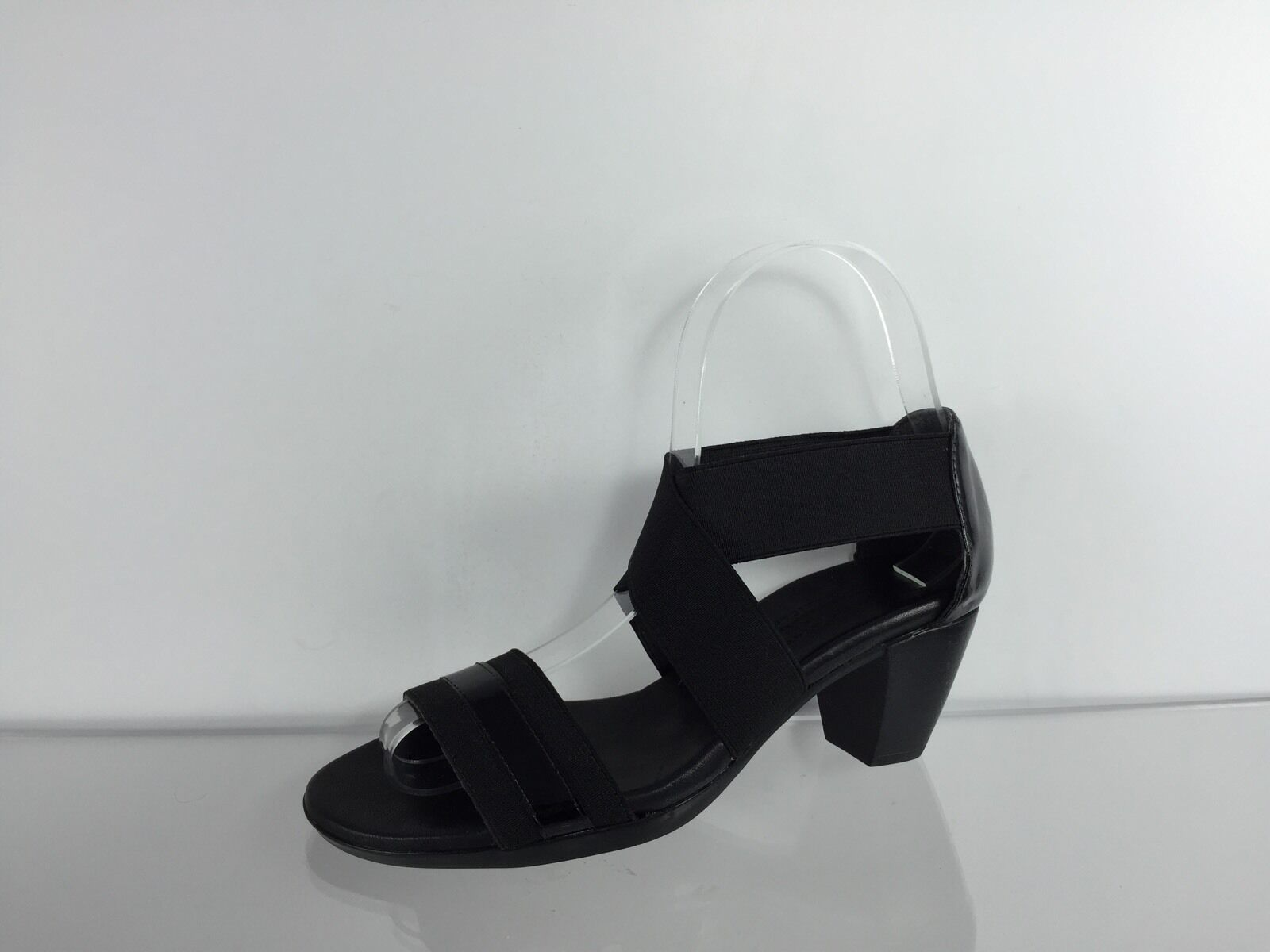 Gentlemen/Ladies Munro Womens Black Sandals 8.5 SS price quality Cheaper than the price SS Preferred boutique b9911f