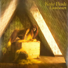 "12"" LP - Kate Bush - Lionheart - B230 - washed & cleaned"