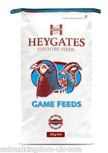 Heygates-Quail-amp-Partridge-Layers-Breeder-Pellets-Feed-20kg-2mm-Micro-Pellet