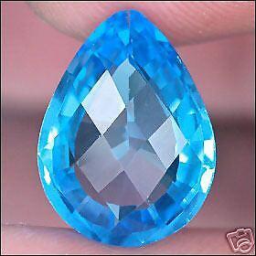 6-10-ct-Swiss-Blue-Topaze-Pear-shape-Portuguese-VVS