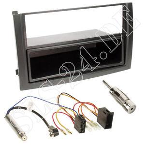 skoda fabia din autoradio radioblende iso adapterkabel. Black Bedroom Furniture Sets. Home Design Ideas