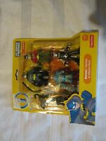 Fisher Price Imaginext Dc Super Friends Batman Hero Villain Bane Catwoman Robin