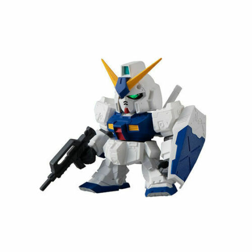 Gundam Senshi Forte Gundam NT-1 Character Capsule Gacha Toy Mini Figure Vol.10