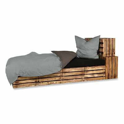 Hilfreich 2 4 Tlg Bettwäsche Bettgarnitur Bettbezug Baumwolle Uni Wende Silber 135 X 200 Bettwäschegarnituren