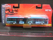 MAJORETTE 1:110 MAN LION´S CITY G BUS Metal Diecast model - TRAVEL