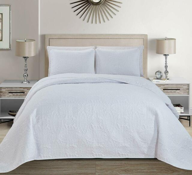 Mk Home 2 Pieces Twin Extra Long, Twin Long Bedding