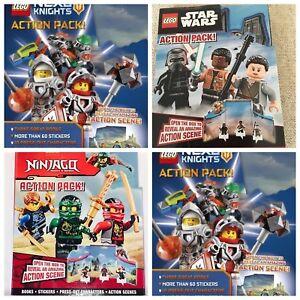 Paquete-De-Accion-De-Lego-Star-Wars-Ninjago-Ninja-nexo-Caballeros-Nuevo-y-en-caja-Lego-Navidad