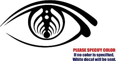 "Bassnectar Open Your Eyes Car Truck Bumper Window Fun 7/"" Vinyl Decal Sticker"