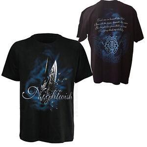 Pendulum T-shirt Schwarz SorgfäLtige Berechnung Und Strikte Budgetierung Dark Passion.. Frank Nightwish