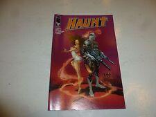 HAUNT Comic - No 17 - Date 08/2011 - Image Comics