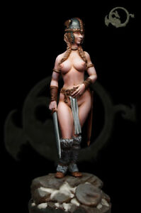 Valkyrie-75mm-1-Figurine-El-Viejo-Dragon-Miniaturas-Pin-Up-AS75-30