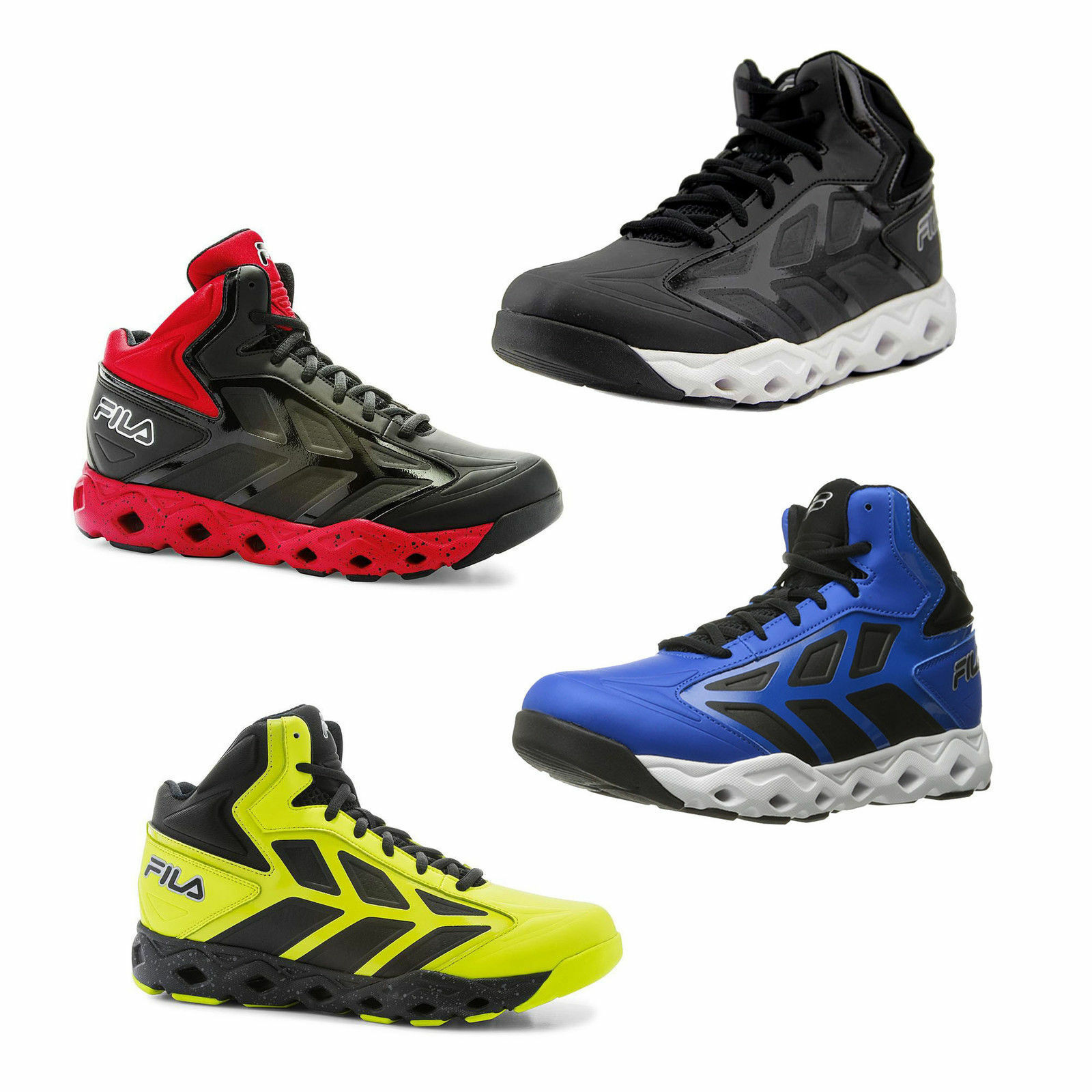 Fila TORRANADO Mens High Top Athletic Basketball Sneakers Shoes New shoes for men and women, limited time discount