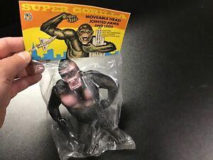 IMCO Vintage Rack Mobster Toy Sealed Super Gorilla King Kong figure Hong Kong