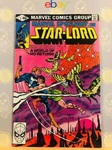 Marvel-Spotlight-7-8-5-VF-2nd-Star-Lord-Comic-Appearance-1980-Bronze-Age