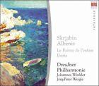 Skriabin: La PoŠme de l'extase; Alb'niz: Iberia (CD, Aug-2007, Berlin Classics)