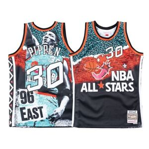 4b43101e905f Scottie Pippen NBA 1996 All Star Mitchell   Ness Men s Swingman ...