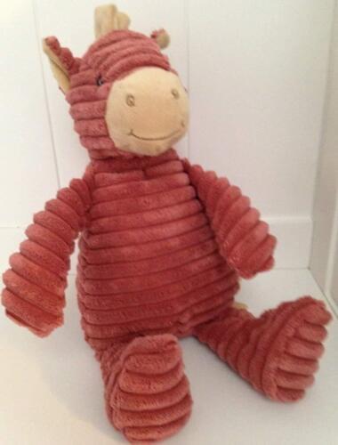 Teddy Bear Stuffed Toy, Other Stuffed Animals Kordy Rosy Pink Corduroy Horse 12 By Unipak Abidjanpress Com