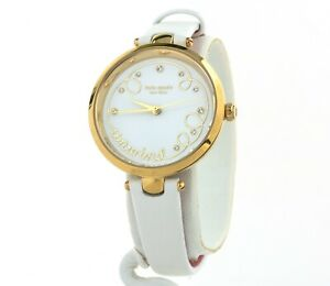Kate-Spade-New-York-Women-039-s-Holland-Leather-Watch-KSW1510-New