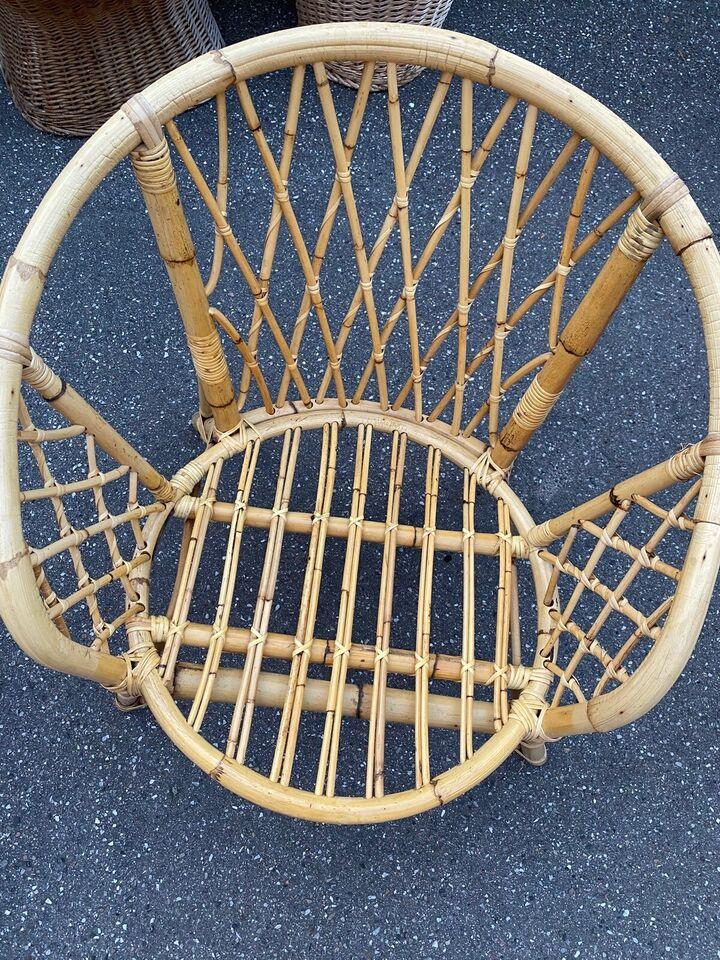 Kurvemøbler - vintage