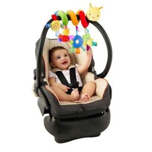 Baby-Spiral-Stroller-Car-Seat-Travel-Lathe-Hanging-Activity-Toys-Rattles-Toy-BS