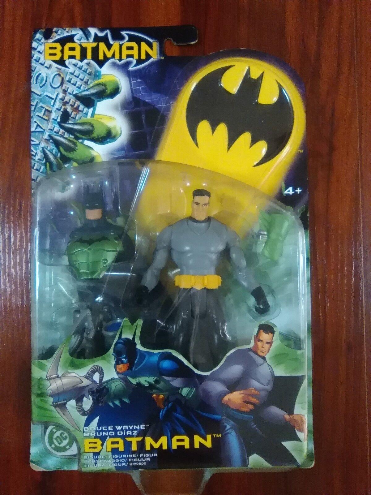 BATMAN - BRUCE WAYNE - MATTEL - DC COMICS - NUEVA A ESTRENAR - NEW - DARK KNIGHT