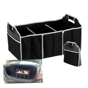 2in1-Auto-Boot-Organisator-Einkauf-Tidy-Schwer-zu-Tragen-faltbar-Aufbewahrung-MY