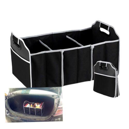 2in1 Auto Boot Organisator Einkauf Tidy Schwer zu Tragen faltbar Aufbewahrung ma