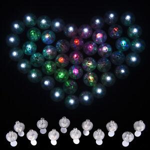 Sur Lumineuse Mini Lampes Détails Rond Lanterne Ballons Led Cercle À 100xlot 4A5jLq3Rc