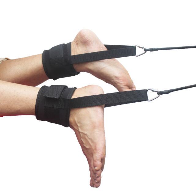 Swim Ankle Strap Stationary Swimmer Swim Lap Swim Training Leash Swim Belt -NEW