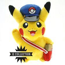 POKEMON PIKACHU POSTINO PELUCHE pupazzo Special Delivery Poké plush doll postman
