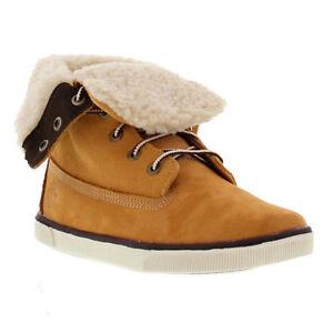 Chaussures Enfants 8792r Deering Timberland Femme Bottines Cuir 7f6ygb