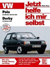 REPARATURANLEITUNG JETZT HELFE ICH MIR SELBST 119 VW VOLKSWAGEN POLO DERBY