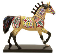 Retired First Edition Trail of Painted Ponies Cheyenne Painted Rawhide 1E 7184