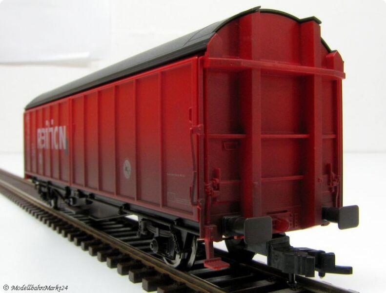Fleischmann 99 5372 DB Sliding Wall Wagon KK Epoch V