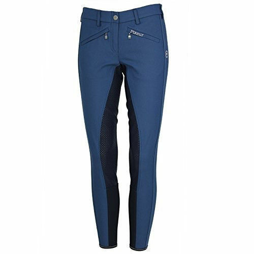 Pikeur Latina Grip Breeches ladies full  seat breeches insignia bluee size 36  store sale outlet