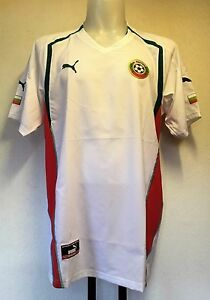 f3d986c7654 BULGARIA 2002/03 S/S HOME SHIRT BY PUMA SIZE MEN'S XL BRAND NEW WITH ...