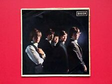 ROLLING STONES LP Same DEBUT 1970 VINYL SLK 16300 P S 17005 DECCA Red XARL 6272