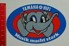 Aufkleber/Sticker: Yamaha HiFi (300416176)