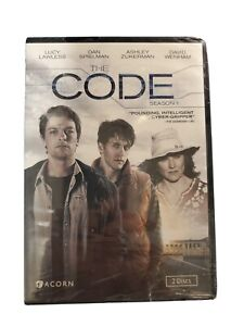 The Code: Season 1 - All 6 Episodes on 2 DVDs - Region 1 (US & Canada)